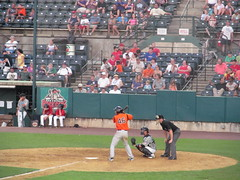 Bowie Baysox vs. New Britain Rock Cats - New B...