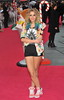 Esmee Denters UK premiere of Katy Perry Part of Me - Arrivals London, England