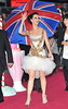 Katy Perry UK premiere of Katy Perry Part of Me - Arrivals London, England