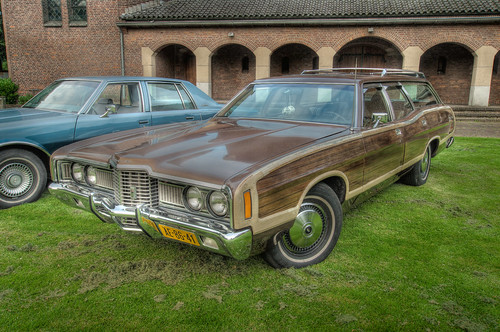 Ford LTD Country Squire '72 AE-86-41