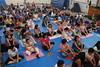 encontro pre escolar (Câmara Municipal de Sesimbra) Tags: yoga dança escolas trabalhosmanuais preescolar educadoras