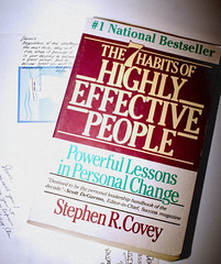 The One about Stephen R. Covey