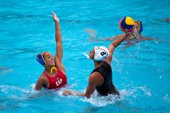 Hungary-Spain (TomHanx) Tags: woman cup water senior sport spain hungary tournament vodafone magyar polo waterpolo hungarian tomhanx