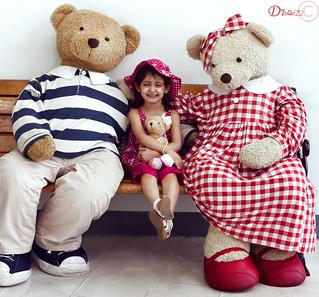 teddy bear museum korea