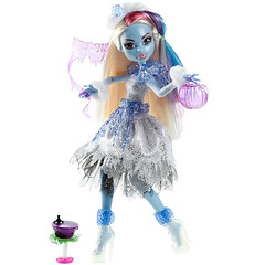 Ghouls Rule Abbey (Renka 1/2) Tags: toys jouets ghoulsrule monsterhigh abbeybominable abbeyghoulsrule