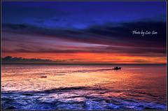 (Luis Sun) Tags: sunset nikon       d7000