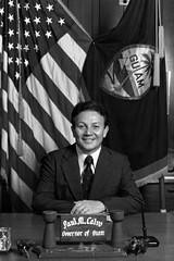 Governor Paul McDonald Calvo