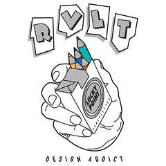 design-addict (Fashion Graphics) Tags: inspiration london art fashion illustration print denmark design clothing graphics screenprint style images photographic direction trends revolution danish tshirts pigment aarhus apparel streetwear plastisol rvlt