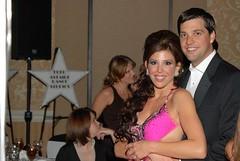 Gayle Guyardo at Tampa's Dancing with the Stars