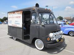 1951 Ford Step Van (splattergraphics) Tags: ford primer van custom carshow patina 1951 stepvan nsra yorkpa yorkexpocenter streetrodnationalseast