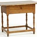 160. Primitive Southern One Board Work Table