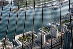 Attracchi sulla riva dell'Ontario (RobbiSaet) Tags: city urban panorama toronto ontario canada skyline america nikon skyscrapers panoramic citt orizzonte ontariolake grattacieli d80 panoramicpicture robbisaet robertasaettone
