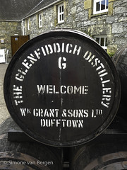 "Scotland Whisky Tour - Glenfiddich Barrel • <a style=""font-size:0.8em;"" href=""http://www.flickr.com/photos/44019124@N04/8150929699/"" target=""_blank"">View on Flickr</a>"