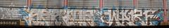 Sestor ~ Warf (Skyline Crony) Tags: street art bench graffiti paint warf streak boxcar burner bomb freight autorack sestor