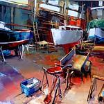 389 - Les ateliers de Camaret - 25F