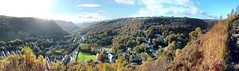 Over Bankfoot autumn 2012 (phil openshaw) Tags: autumn trees england landscape woods yorkshire hebden hebdenbridge heptonstall mytholm