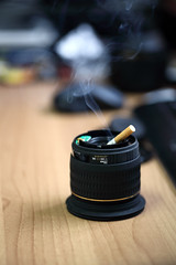 Sigma 20mm f1.8 ashtray (Bougherbal Ammar Redouane) Tags: sigma 20mm ashtray f18