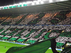 Happy birthday!...Celtic FC 125 years old (Graham`s pics) Tags: barcelona birthday scotland anniversary glasgow years celtic hoops fcbarcelona uefa championsleague league champions neillennon 125 tifo parkhead celts barcelonafc celticfc celticpark gspiccies