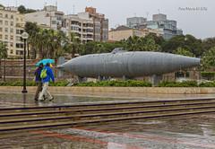 Submarino Peral (Gonzalo y Ana Mara) Tags: anamara cartagena canonef1740lusm isaacperal submarinoperal canoneos7d gonzaloyanamara