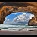 ghosties-sea-cave-ghosties-beach-nsw-australia