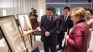 BBC透视中国:赠习近平地图与中国历史疆域