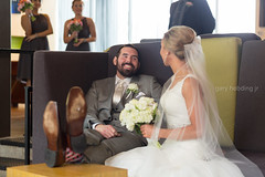Rick and Ashley (garyhebding) Tags: flowers wedding laughing groom bride dress marriage suit bouquet reveal canonef85mmf18usm canoneos5dmarkiii vowmediagroup