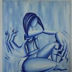 """femme bleue <a style=""""margin-left:10px; font-size:0.8em;"""" href=""""http://www.flickr.com/photos/122771498@N03/13755790293/"""" target=""""_blank"""">@flickr</a>"""