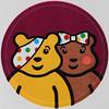 Children In Need (Leo Reynolds) Tags: xleol30x squaredcircle pudsey bear pudseybear blush blushbear canon eos 40d 0sec f80 iso100 60mm 033ev sqset101 hpexif sticker xx2014xx