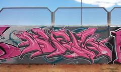 Cordoba (MR. BURNHUMANZ) Tags: pink b blanco k t grey gris j 3d y o grafiti d g c w huelva cream n rosa s x andalucia tomates graffity m h v f r fotos e u cordoba l p z q aceitunas arenal cabras wildstyle abdt burnhumanz