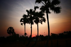 sunset (jpb1969) Tags: sunset cambodge cambodia paysages soleilcouchant