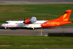 Firefly | ATR 72-600 | 9M-FIF | Singapore Changi (Dennis HKG) Tags: plane canon airplane airport singapore aircraft sin 7d changi firefly turboprop ffm atr planespotting atr72 wsss fy 100400 9mfif