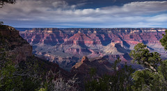 Goose bumps (John A. McCrae) Tags: arizona sky usa nature landscape nationalpark unitedstates pentax grandcanyon scenic canyon vista naturalwonder southrim k5
