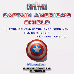 Captain America's Shield [CUSTOM] [MCU] [Civil War] (agoodfella minifigs) Tags: lego shield marvel captainamerica mcu marvelcomics moc steverogers marvelheroes captainamericasshield legosuperheroes legomarvel teamcap legomarvelsuperheroes legoavengers