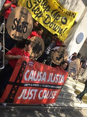 IRC Rally May 2, 2016 - 23 of 24 (causa justa : just cause) Tags: county sheriff process alameda irc due ahern immigrantrights mayday2016