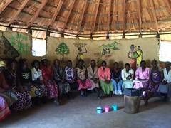 Women's cooperative (FAO of the UN) Tags: west fruit women kenya micro tropical cooperative empowerment loans microfinancing