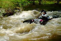 DSCF8293 (Lumire du soir) Tags: competition canoe correze kayack treignac