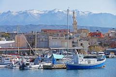 Harbor- Chania, Crete (Flortography) Tags: travel island lumix photography photo europe foto eu professional greece crete fotografia cretan autofocus greatphotographers flickrestrellas