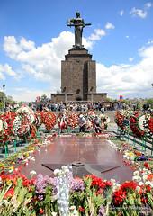 Victory park, Yerevan. 9 of May. (Alexander Mkhitaryan) Tags: park day liberation shushi 9mayworldwarii yerevanarmeniavictory
