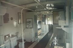 Inside the Caboose (Fred Watkins (kg4vln)) Tags: railroad d50 georgia nikon warnerrobins railroadhistory railfans camminante kg4vln depotrow