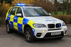 Warwickshire Police BMW X5 Roads Policing Unit Traffic Car (PFB-999) Tags: car traffic 4x4 police bmw vehicle leds roads warwickshire grilles unit x5 rpu lightbar constabulary policing opu warks fendoffs dashlight bx62fcp