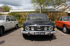 1970 Tatra 603 (Davydutchy) Tags: auto classic car spring automobile rally voiture vehicle oldtimer tatra pkw klassieker maartensdijk mauritshoeve automobiel voorjaarsrit frhlingstreffen tatraregisternederland