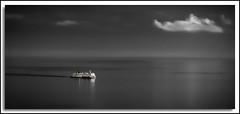 Stena (1 von 1) (ralfm.klotz) Tags: sea beach water strand germany deutschland wasser baltic line kap rgen ostsee stena arcona