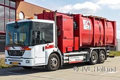 Mercedes Econic 2628  NL  OMRIN  160422-360-C1 JVL.Holland (JVL.Holland John & Vera) Tags: holland netherlands truck canon europe transport nederland nl vervoer omrin jvlholland mercedeseconic2628