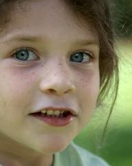 Addi Face cutie (Babs Owens) Tags: girl face eyes power young cutie fresh american fl freckles davie owens allamerican