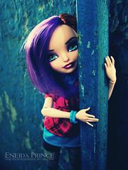 Poppy OHair (eneida_prince) Tags: photo twins doll dolls photoshoot photos rapunzel mattel basic 2016 eah everafterhigh osalina poppyohair daughterofrapunzel everafterhigh2016