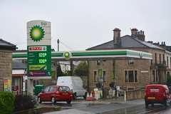 BP, Accrington Lancashire. (EYBusman) Tags: road station shell lancashire gas service petrol gasoline bp spar filling accrington burnley eybusman