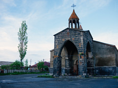 Sourb Mariam Astvatsatsin Church (lar-f) Tags: building church stone architecture outdoor armenia hrazdan