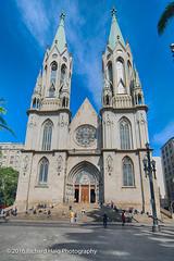 Catedral Metropolitana de So Paulo (RichHaig) Tags: brasil catedralmetropolitanadesopaulo cathedral nikonnikkor1424mmf28 catedral richhaig saopaulo nikond800 church