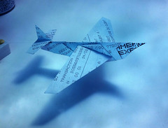 Origami création - Didier Boursin - Air France