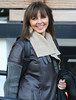 Carol Vorderman at the ITV studios London, England
